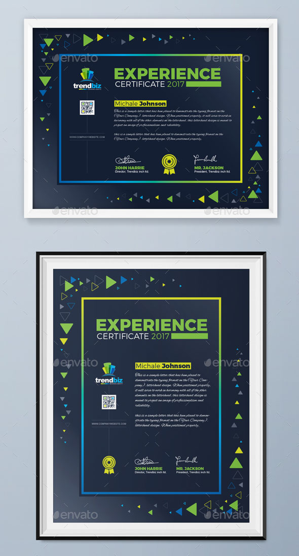 70 best certificate and diploma templates free and premium download certificate template experience certificate achieving certificate yelopaper Gallery