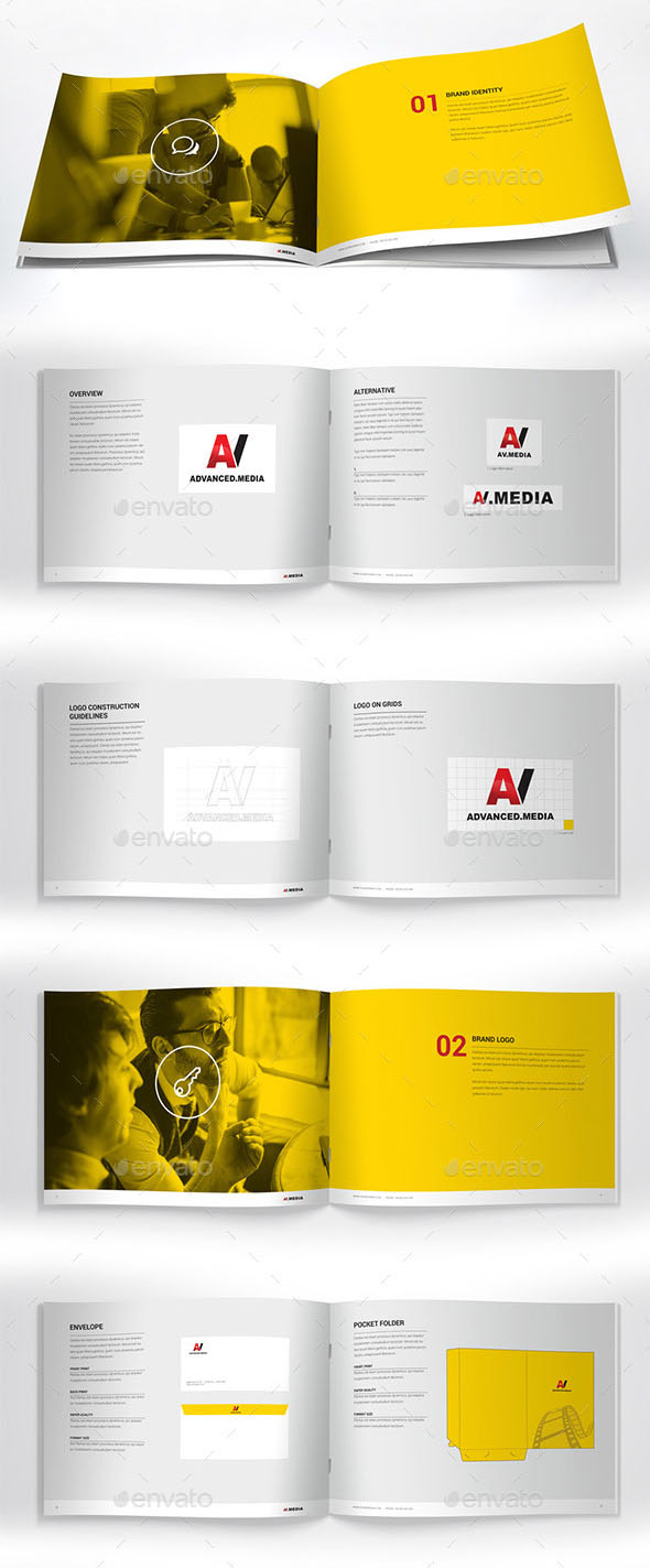 Brand Identity Guidelines Horizontal (Switch Color)