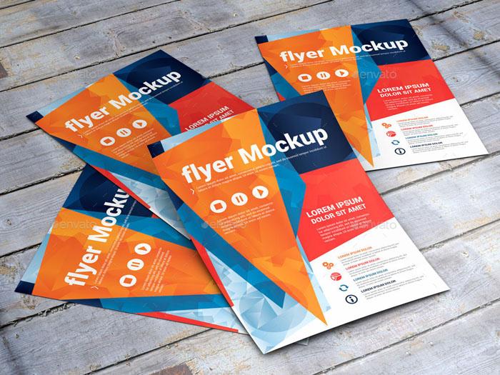 Flyer – Poster Mockup