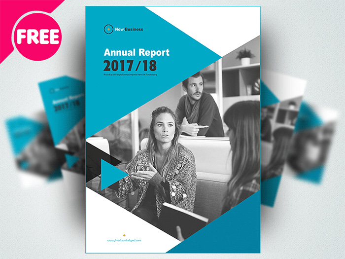 48 best annual business report templates psd word powerpoint id