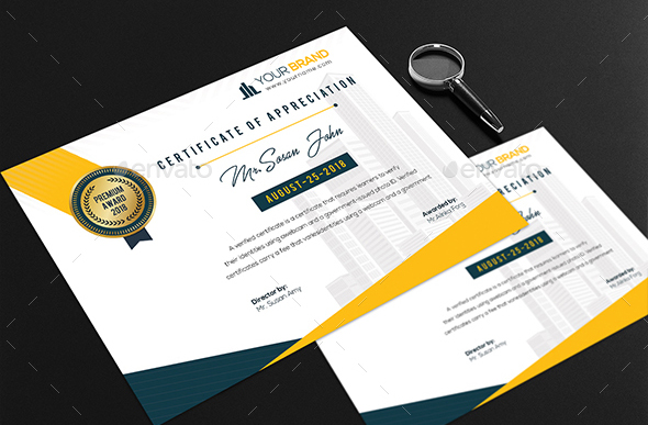 70 best certificate and diploma templates free and premium download certificate yadclub Image collections