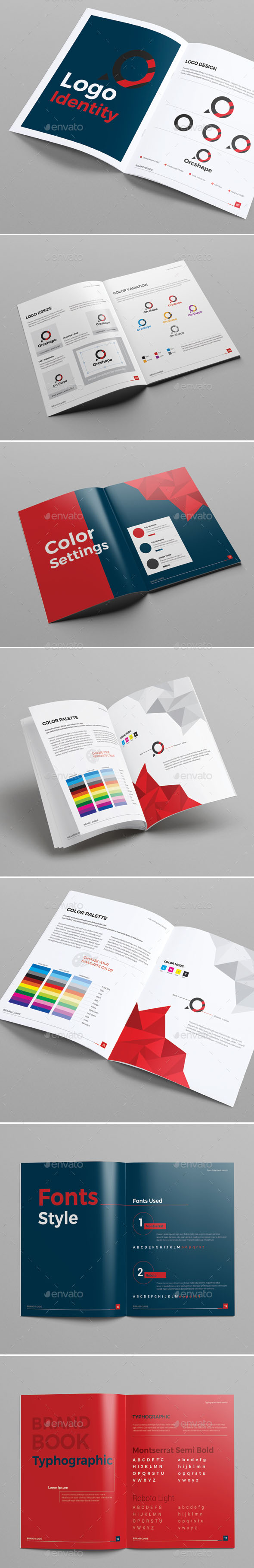 Brand Manual (30 pages)