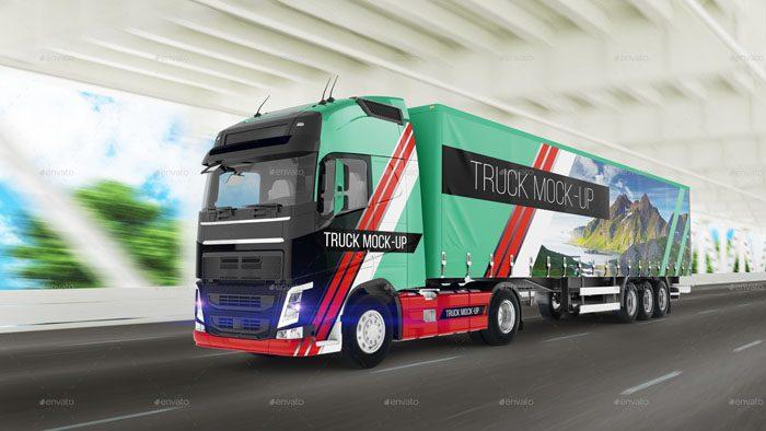 Download wallpapers scania r440, 4k, road, semi-trailer truck.