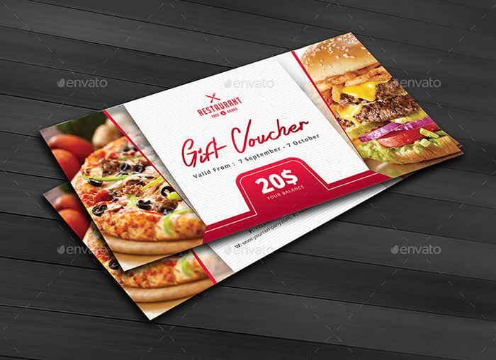 Gift Voucher/Certificate