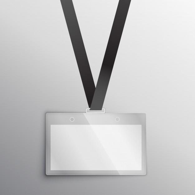 Access Card Mockup For Every Company