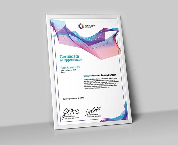 Free Certificate Multiuse