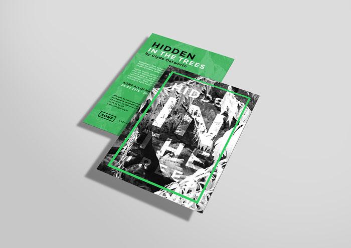 Free PSD/ Display Mockup Flyer/ HITT