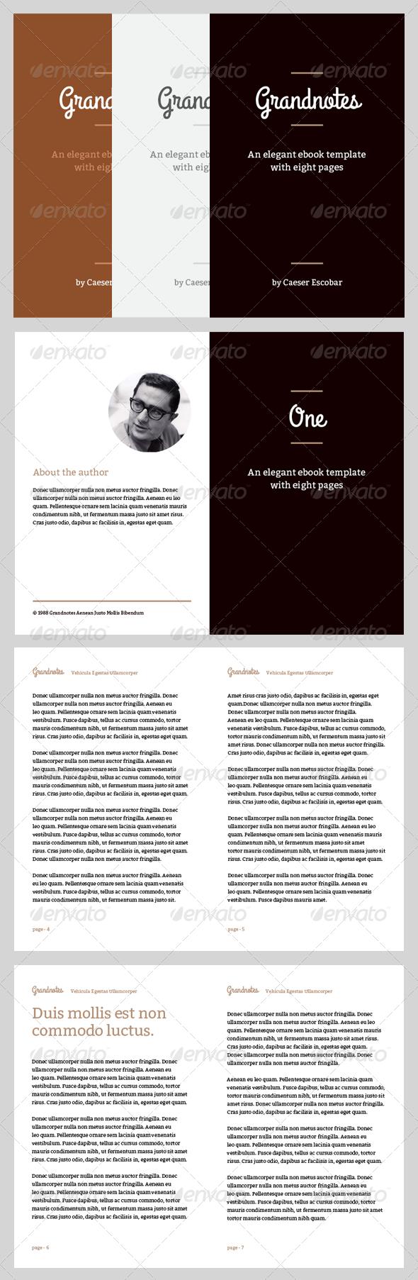 40+ Most Impressive eBook Mockups (PSD, InDesign) – Get for Print!