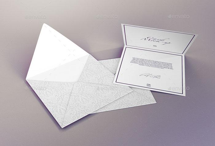 Invitation/Greeting/Postcard Template