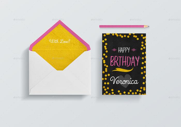 Invitation and Postcard Mock-Ups