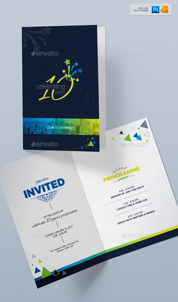 Invitation Template | Custom Invitation | Party Invitations Card<