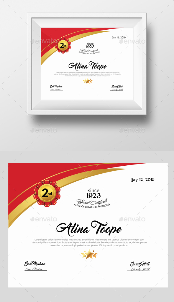 70 best certificate and diploma templates free and premium download academical diploma certificate template premium yelopaper Images