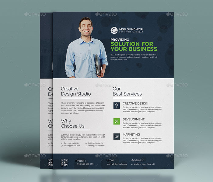 Best Flyer Templates Psd  Free  Premium Download