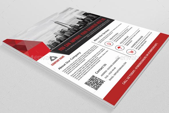 Business Flyer Template V06