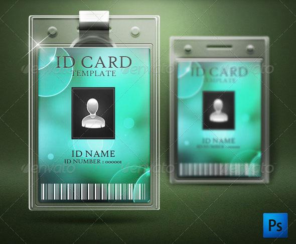 Rich Lanyard Card Mockup