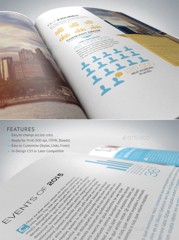 Best Annual Business Report Templates Psd Word Powerpoint Id