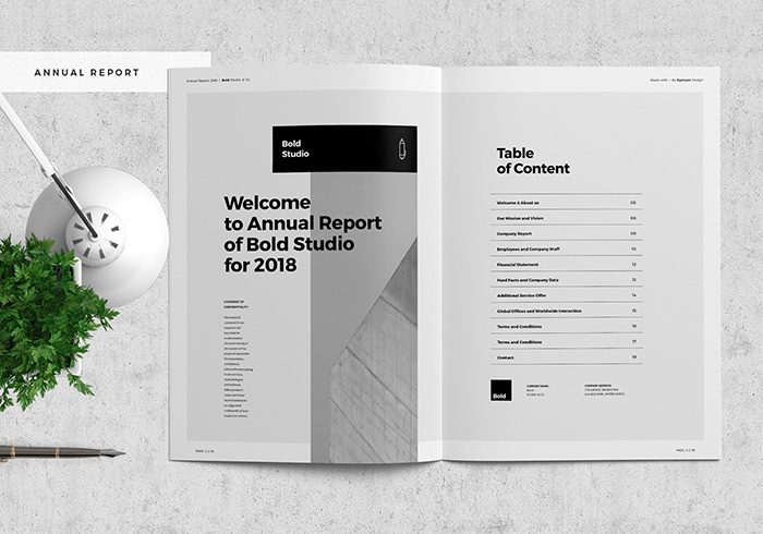 48 best annual business report templates psd word powerpoint id annual report templates flashek Choice Image