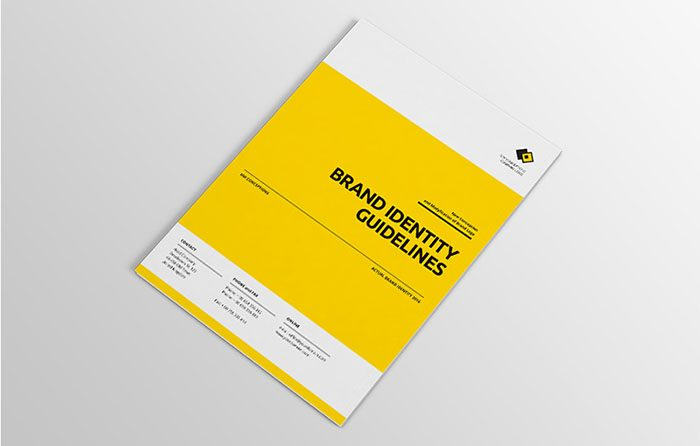 40 best brand guideline templates psd indesign premium download brand guideline manual maxwellsz