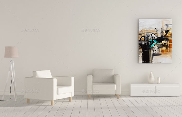 36 Best Decor Wall Art Mockups 2019 Psd Free Premium Download