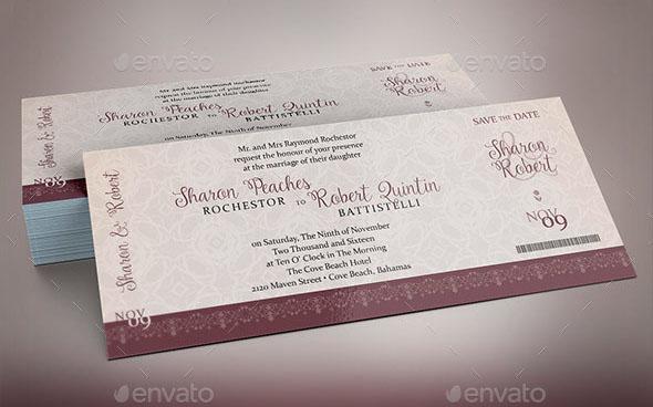 75+ High Quality Wedding Invitation Card Designs (PSD, InDesign, Vector)