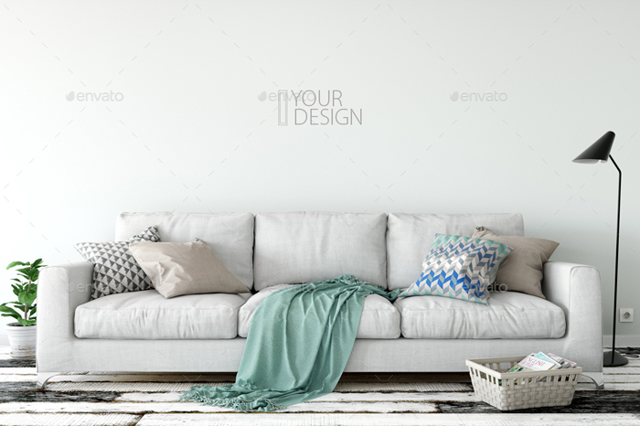 36 Best Decor Wall Art Mockups PSD