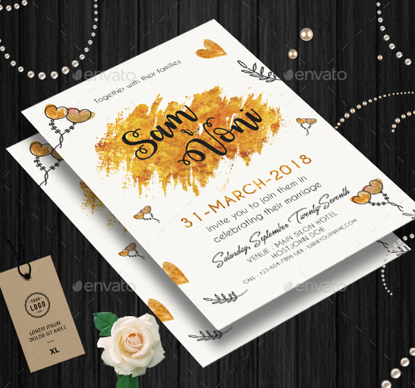 75 high quality wedding invitation card designs psd indesign vector this wedding invitation provides you just that in a very nice manner of course you can edit them the way you want also you can avail it for free stopboris Image collections