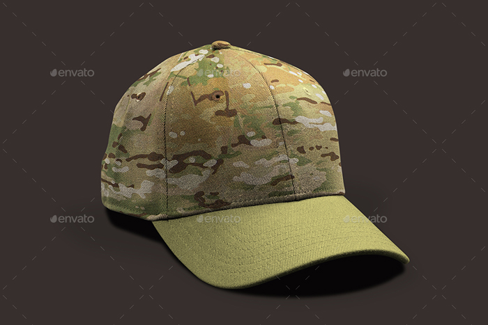 Premium Cap Mockup Vol 1