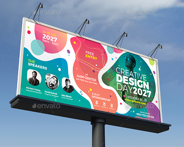 Conference / Event Billboard