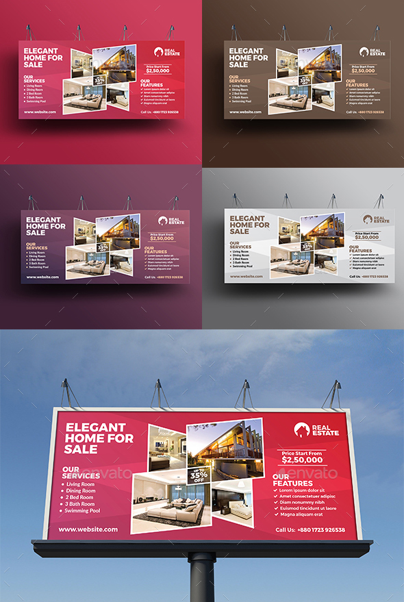 70 high quality outdoor billboard templates 2018 psd