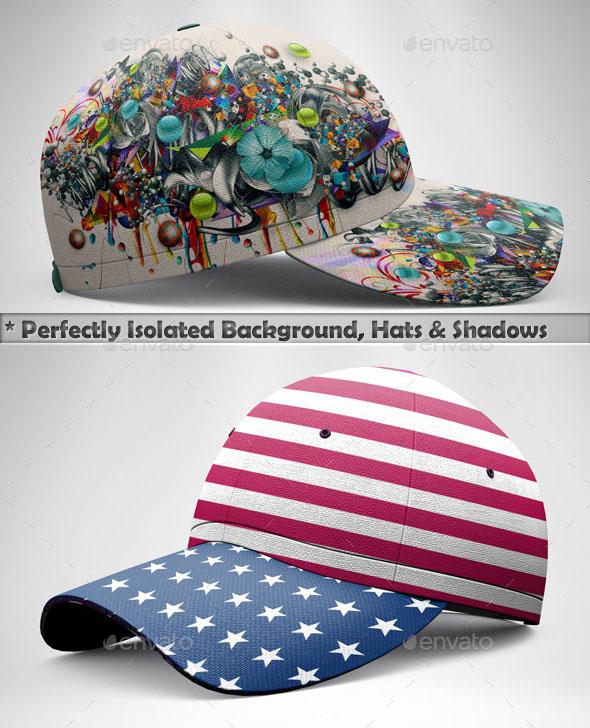 Baseball Hat Mockups