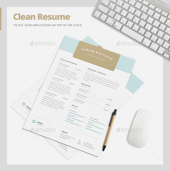 Multipurpose Resume Template
