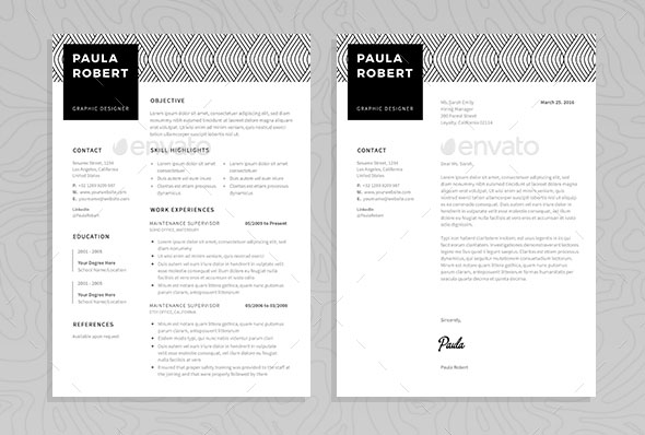 psd resume templates 60 awesome resume cv templates 2018 word indesign psd 24164