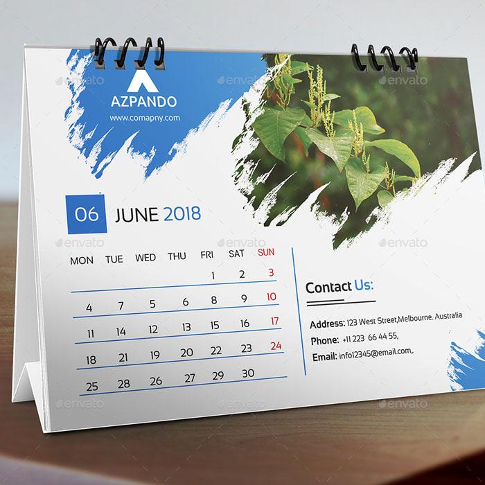 Table Calendar Psd : Best calendar templates psd vector indesign