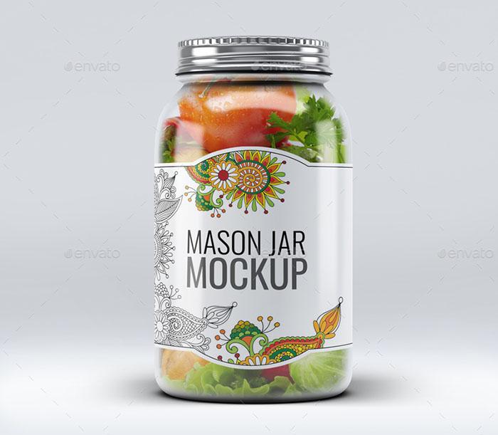 Mason Jar Mock-Up V.1