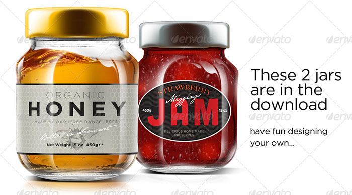 Professional Preserve Jar – Premium