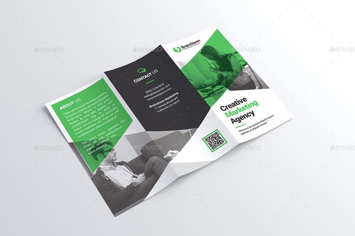 Best Brochure Templates And Mockups  Psd  Free  Premium