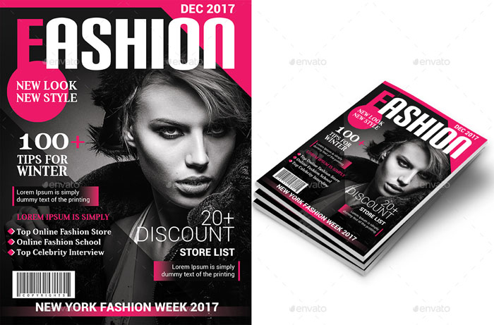 62 Best Magazine Cover Templates And Mockups 2020 Psd Indesign