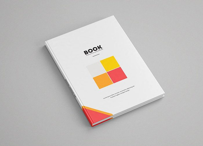 Book Cover Design Psd Free Download : Best book cover mockups and templates psd indesign
