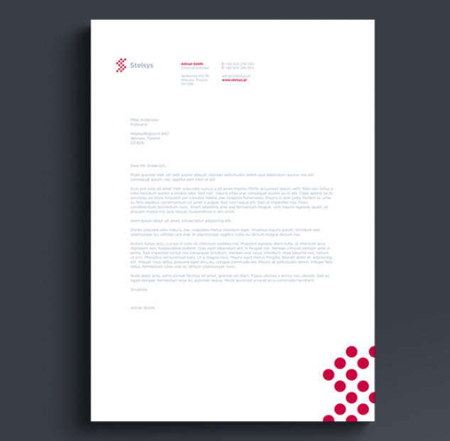 50  best letterhead design templates 2018  psd  word  pdf