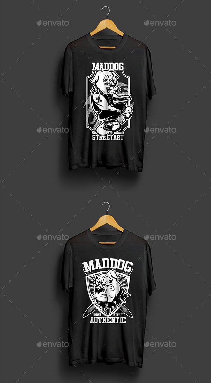 503945c3597 74+ Photorealistic T-Shirt Mockups and Templates 2018 (PSD
