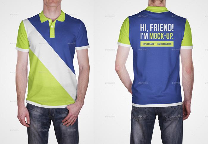 74 Photorealistic T Shirt Mockups And Templates 2020 Psd Vector