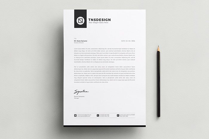 50 best letterhead design templates 2018 psd word pdf indesign letterhead templates maxwellsz